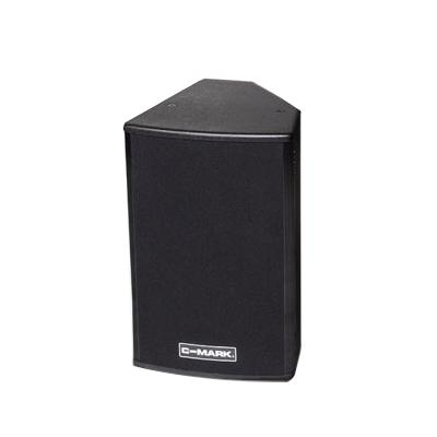 产品中心 工程产品 音箱  结构特点: 箱体外形:监听形; 箱体材料:高